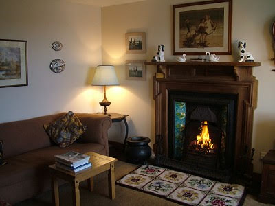 Inside Rose Cottage